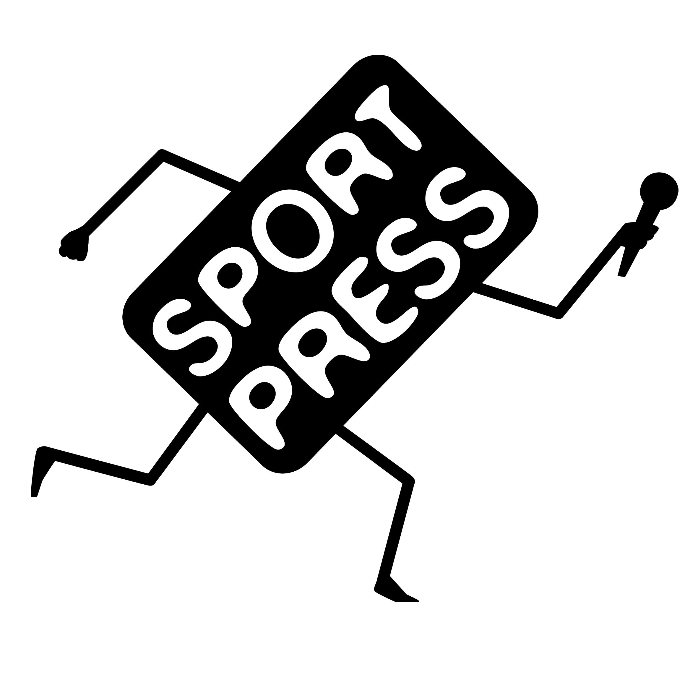 Sport Press BN negro