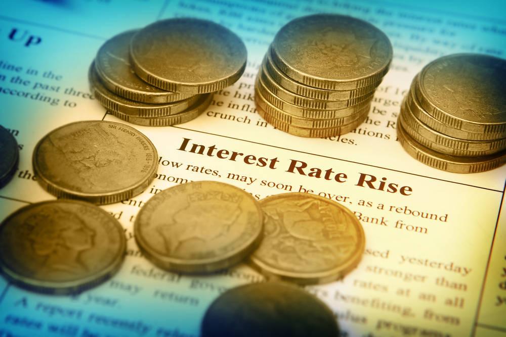 Los tipos hipotecarios suben