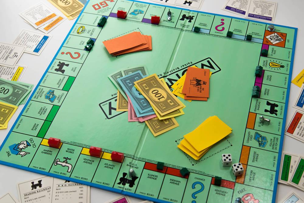 El Monopoly, el juego para futuros empresarios y empresarias